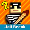 Cops N Robbers: Pixel Prison Games 2 icono