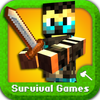 Survival Games: 3D Wild Island-icoon