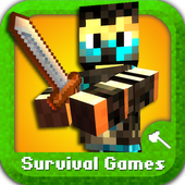 Survival Games: 3D Wild Island icono
