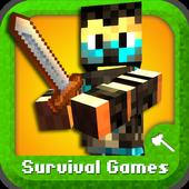 Survival Games: 3D Wild Island-icoon