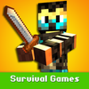 Survival Games: 3D Wild Island icon