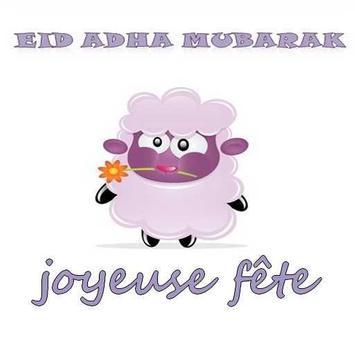 Joyeux Eid al Adha 2019 poster
