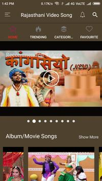 Rajasthani Video Song poster
