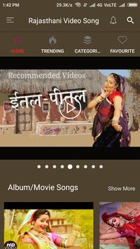 Rajasthani Video Song screenshot 1