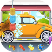 Hot Car Wheels - Ultimate Cars Wash Game icon