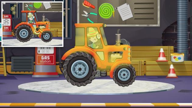 Hot Car Wheels - Ultimate Cars Wash Game screenshot 3