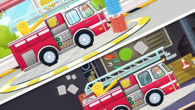 Hot Car Wheels - Ultimate Cars Wash Game screenshot 4
