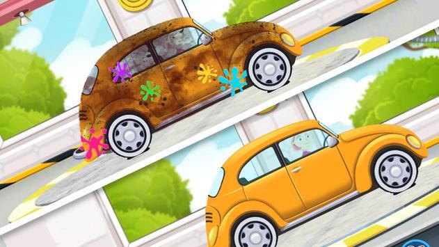 Hot Car Wheels - Ultimate Cars Wash Game screenshot 5