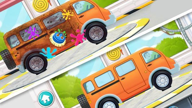Hot Car Wheels - Ultimate Cars Wash Game screenshot 6