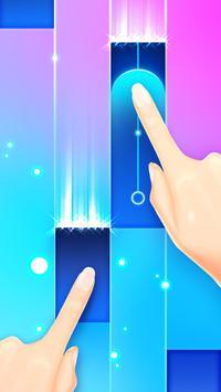 Пианино игра 2019: бесплатная игра пианино плитки постер