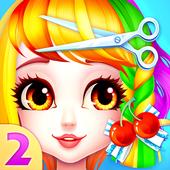 Fashion Hair Salon Games: Royal Hairstyle icon