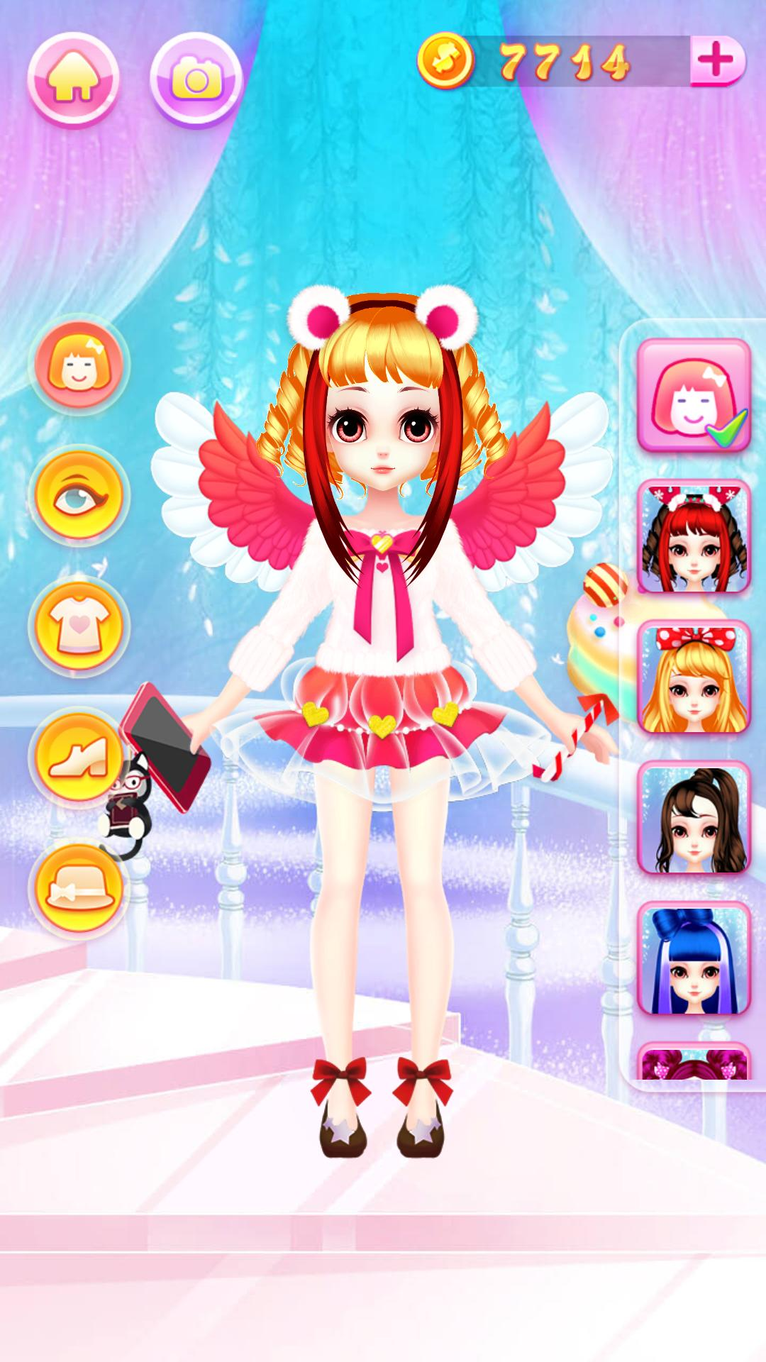 Fashion Hair Salon Games: Royal Hairstyle for Android - APK Download