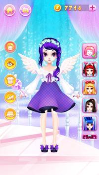 Fashion Hair Salon Games: Royal Hairstyle screenshot 15