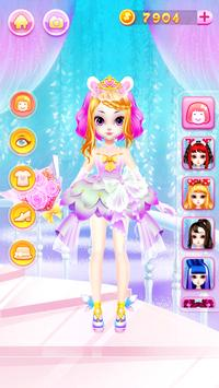 Fashion Hair Salon Games: Royal Hairstyle screenshot 23