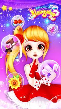Fashion Hair Salon Games: Royal Hairstyle screenshot 3