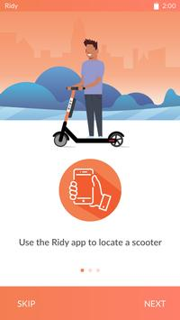 Ridy: Ride Around Town poster