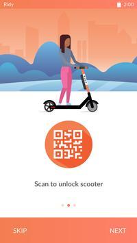Ridy: Ride Around Town screenshot 1