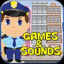 Police Academy Fun Kids Games APK