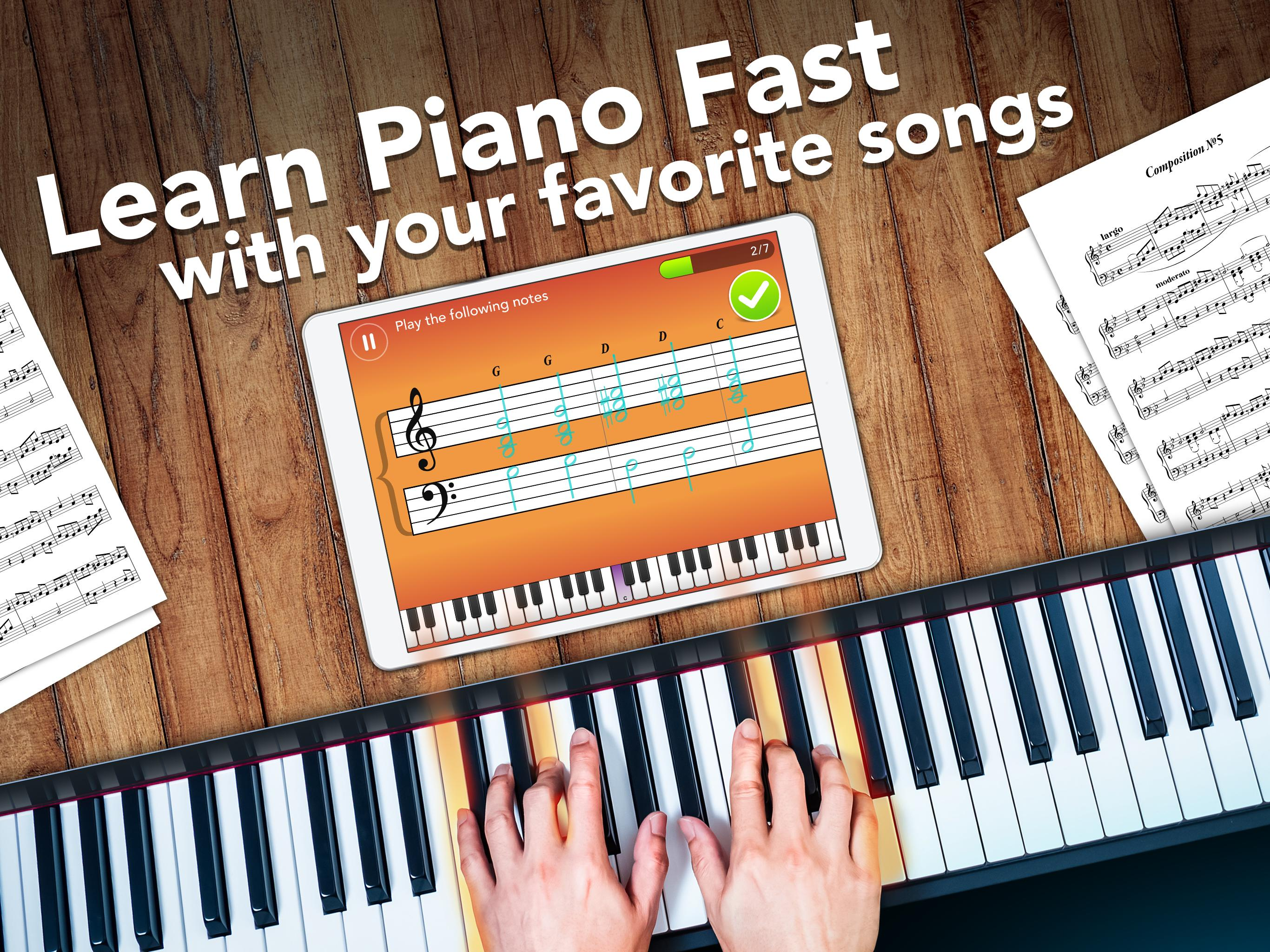 Simply Piano by JoyTunes for Android - APK Download