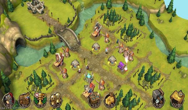 Elga ( Elemental Guardians ) screenshot 3