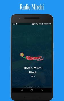 Radio Mirchi 98.3 FM Hindi poster