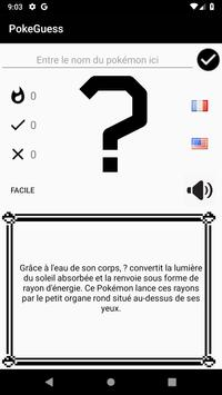 PokeGuess poster