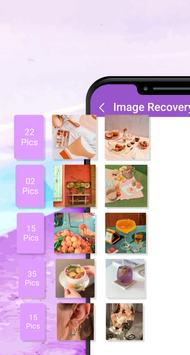 Recover Deleted Photos - Photos Recovery App 2020 screenshot 4