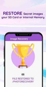 Recover Deleted Photos - Photos Recovery App 2020 screenshot 6