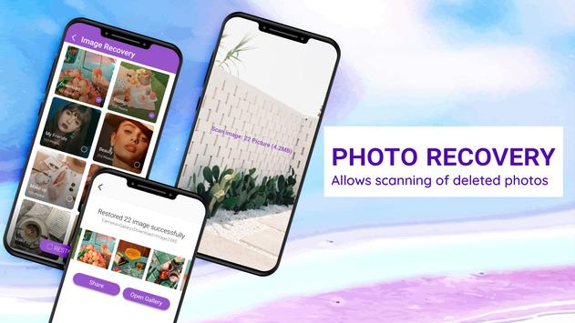 Recover Deleted Photos - Photos Recovery App 2020 poster