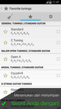 Penyetem Gitar - Pro Guitar screenshot 3