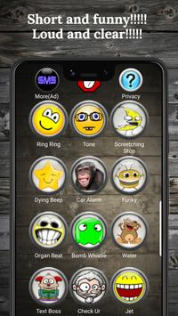 Funny SMS Ringtones poster