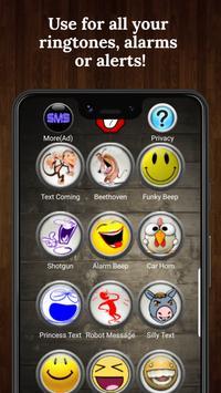 Funny SMS Ringtones screenshot 2