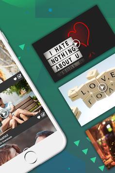 Lyrical.ly - Lyrical Video Status Maker screenshot 1