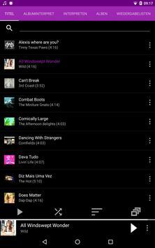 Audio Player : Rocket-Musikplayer Screenshot 20
