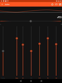 Material Dark Orange Theme screenshot 8