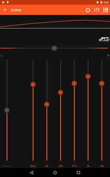 Material Dark Orange Theme screenshot 15