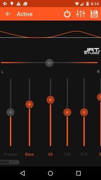 Material Dark Orange Theme screenshot 2