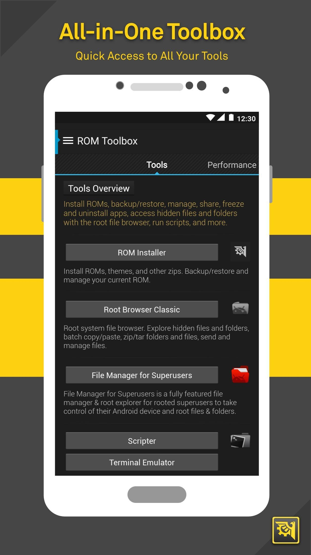 Rom Toolbox Lite For Android Apk Download