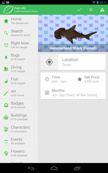 Guide for Animal Crossing New Leaf (ACNL) screenshot 7