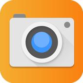 Mute camera icon