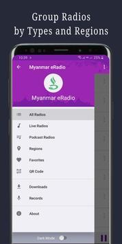 Myanmar eRadio Ekran Görüntüsü 1