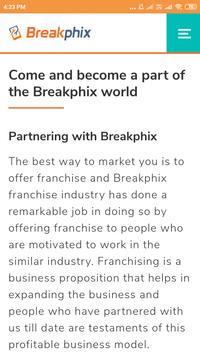BreakPhix screenshot 2