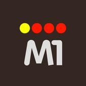 Metronome M1 أيقونة