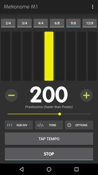 Metronome M1 تصوير الشاشة 5