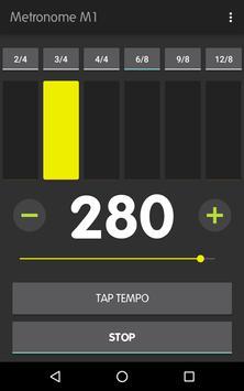 Metronome M1 تصوير الشاشة 8