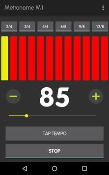 Metronome M1 captura de pantalla 9