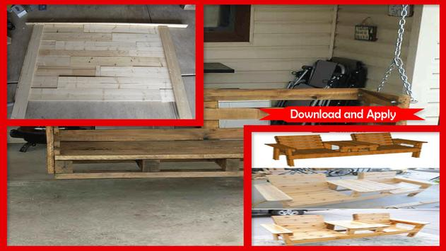 DIY Pallet Furniture Instructions step by step screenshot 2