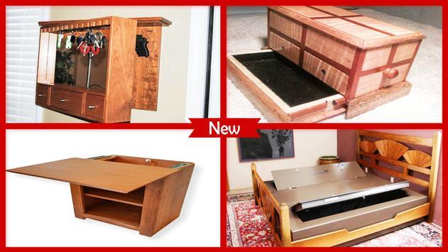 1000 Diy Secret Compartment Furniture Ideas