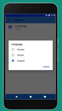 Learn Languages - korean screenshot 4