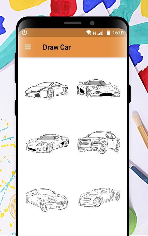 Como Desenhar Carros Passo A Passo Para Android Apk Baixar